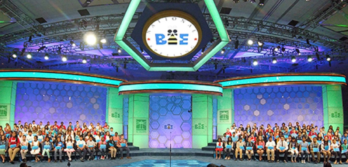 Spelling Bee 2019 Great Words, Great Works list
