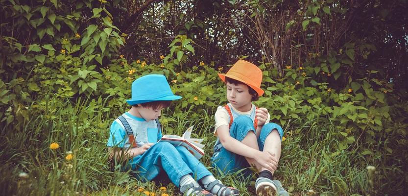 推荐适合小朋友看的英文绘本(1-7岁)