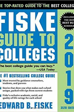 Fiske Guide to Colleges 2019 费斯克大学指南2019