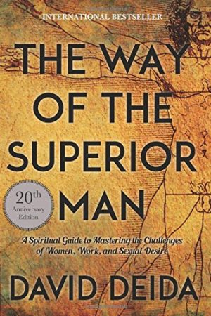 The Way of the Superior Man: A Spiritual Guide to Mastering the Challenges of Women, Work, and Sexual Desire 高级男人手册:像拥抱女人一样拥抱生活