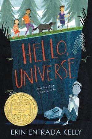 Hello, Universe 哈啰,世界!