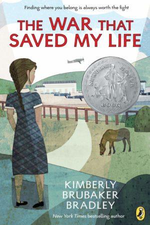 The War that Saved My Life 橱柜里的女孩