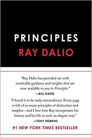 Principles: Life and Work 原则(华尔街投资人、桥水公司创始人雷·达里奥白手起家40多年的生活与工作原则)