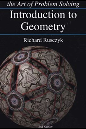 The Art of Problem Solving: Introduction to Geometry 解题的艺术:几何入门