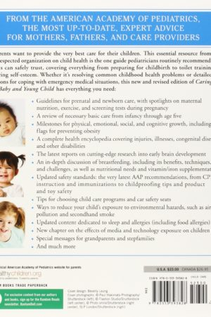 Caring for Your Baby and Young Child: Birth to Age 5 美国儿科学会育儿百科