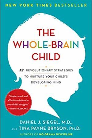 The Whole-Brain Child: 12 Revolutionary Strategies to Nurture Your Child's Developing Mind 全脑教养法