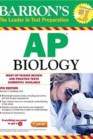 Barron's AP Biology Sixth Edition