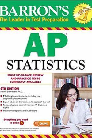 Barron's AP Statistics Ninth Edition
