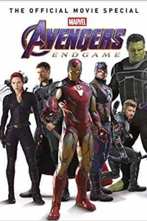 Avengers: Endgame – The Official Movie Special 复仇者联盟4终极档案