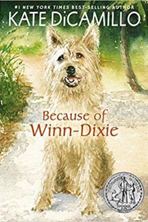 Because of Winn-Dixie 都是黛茜惹的祸