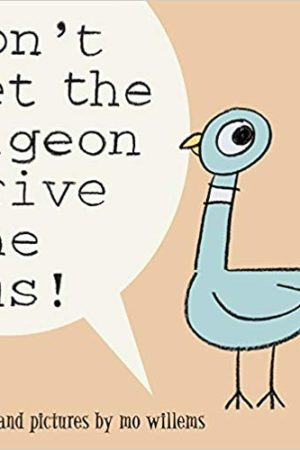 Don't Let the Pigeon Drive the Bus 别让鸽子开巴士